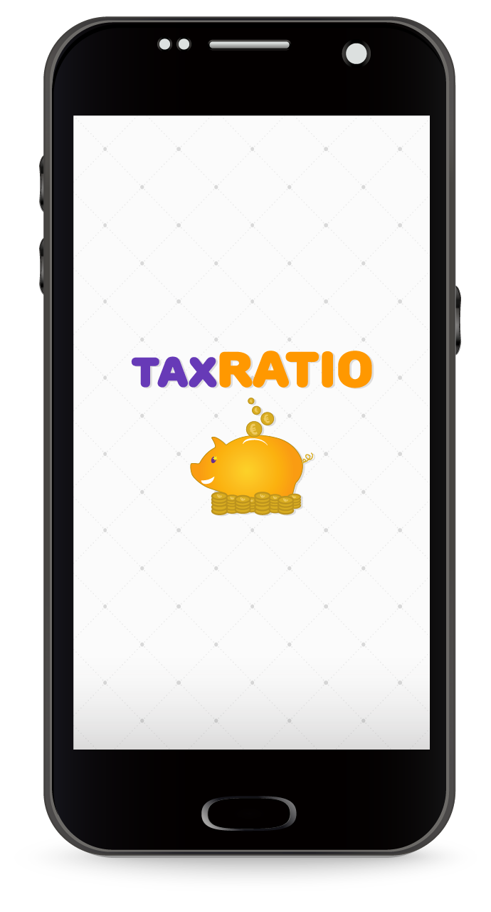 TaxRatio - Splash